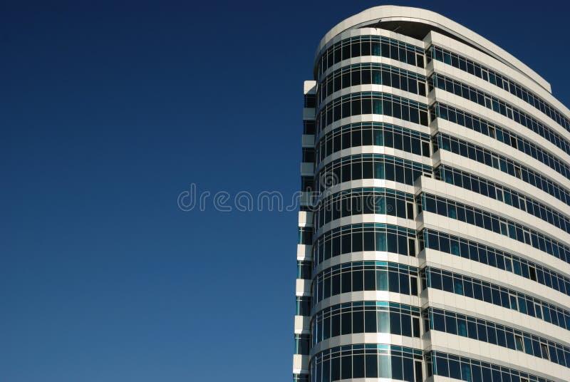 Corporate building stock image