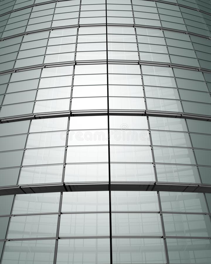 Free Corporate Building Glass Abstract Background Royalty Free Stock Images - 13256059