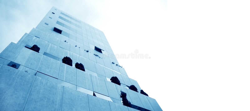 Corporate buildings #13. Big corporate buildings stock image