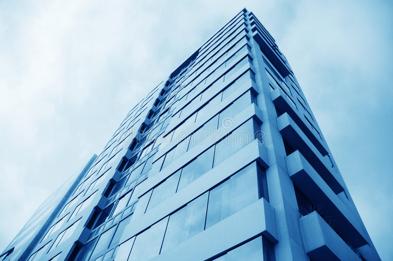 Corporate buildings #14 royalty free stock photo