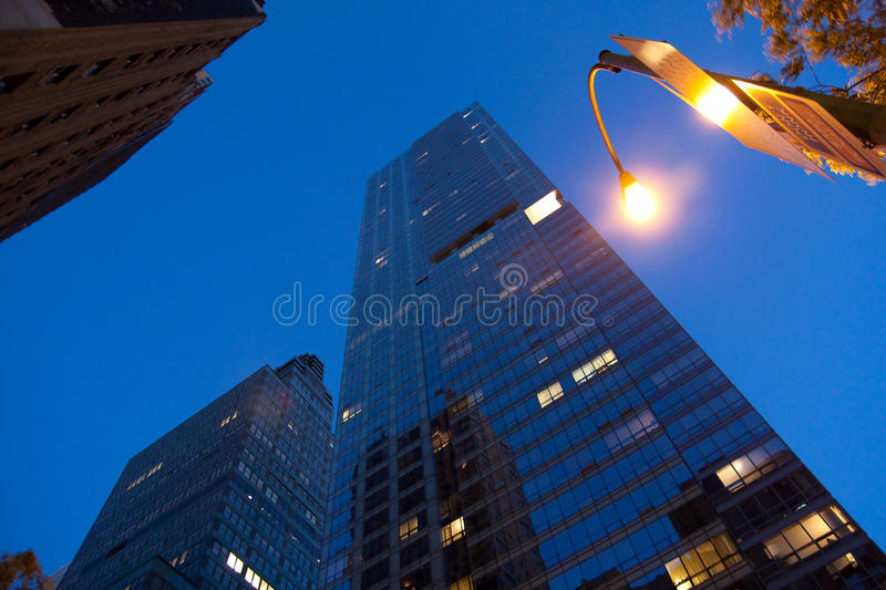 Corporate buildings royalty free stock image