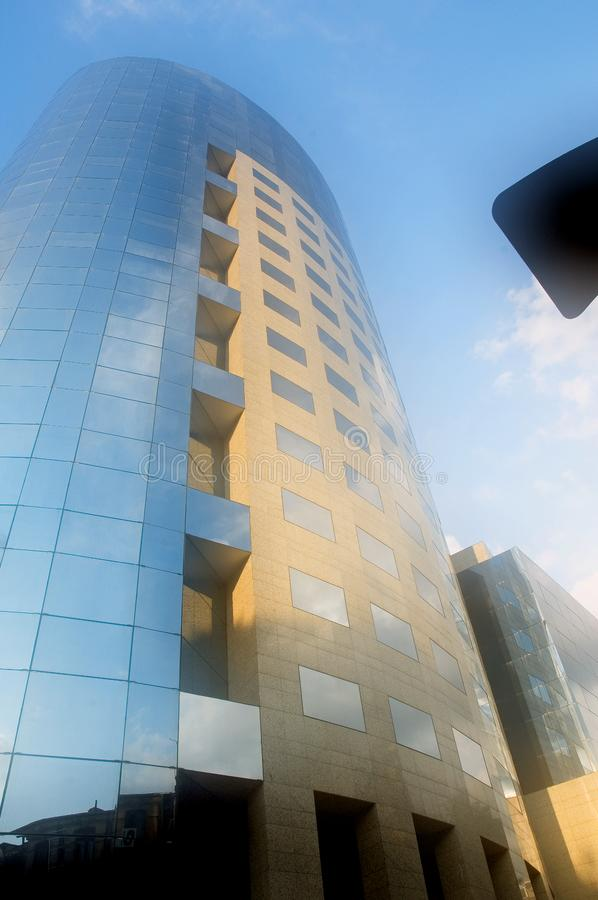 Corporate buildings #26 royalty free stock photo