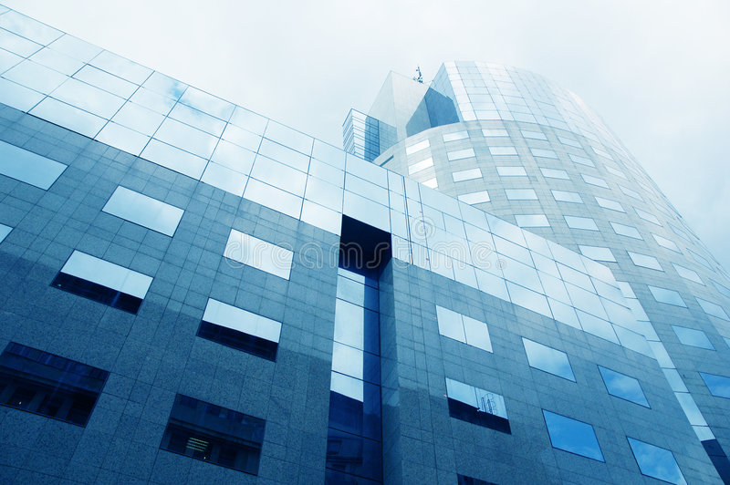 Corporate buildings #7 royalty free stock images
