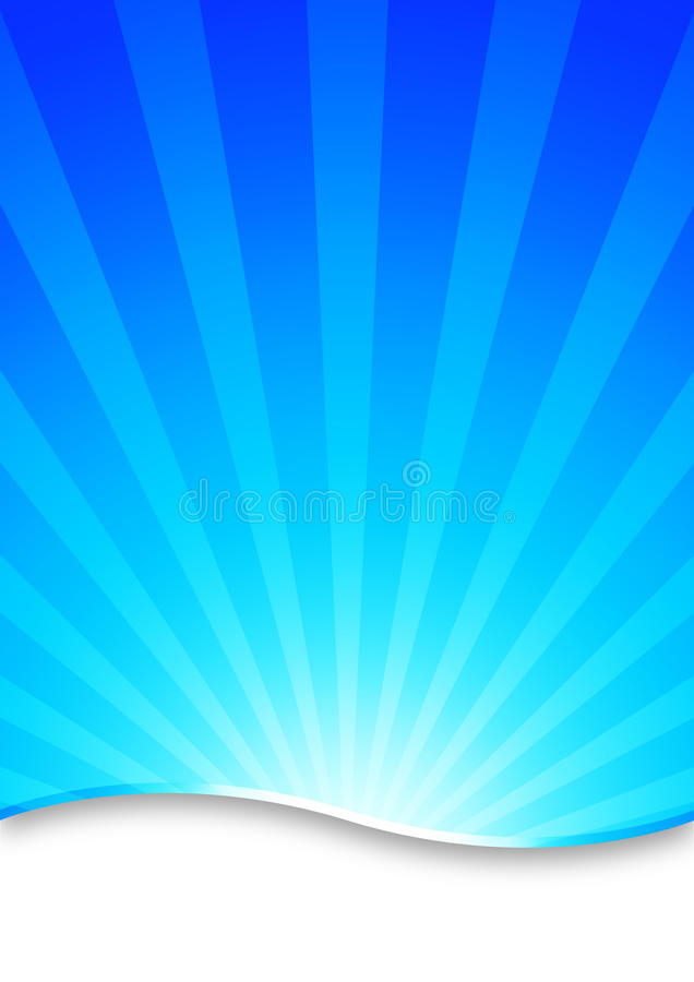 Corporate Business Burst Template Background Royalty Free Stock Image