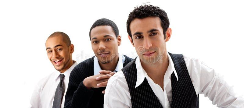 Corporate business dream team stock photos