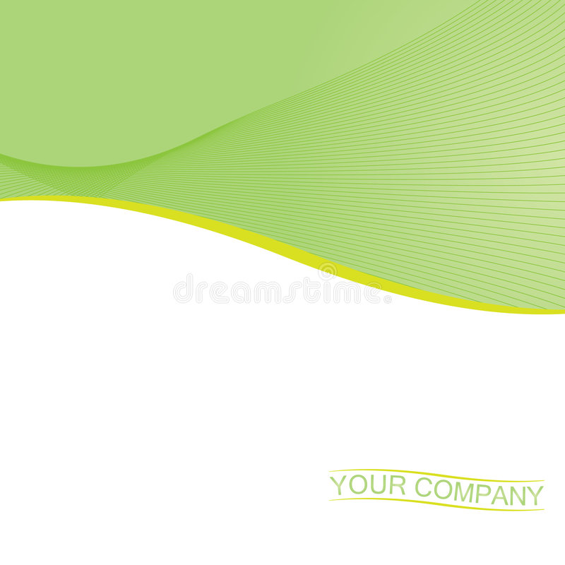Corporate Business Template Background. Image stock illustration