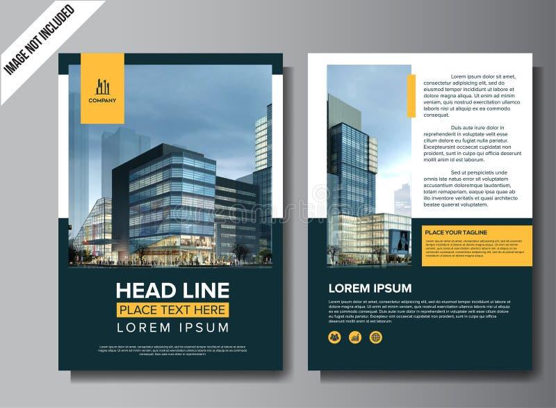 Corporate flyer background template vector illustration vector illustration