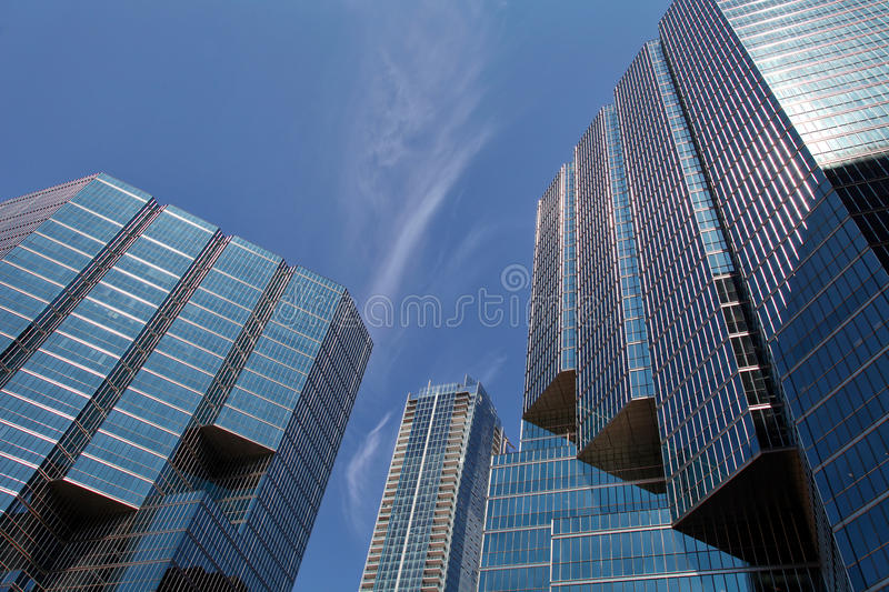 Corporate Headquarter Royalty Free Stock Photo