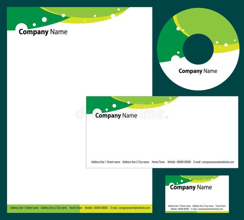 Download Corporate identity stock illustration. Illustration of copy - 10341294