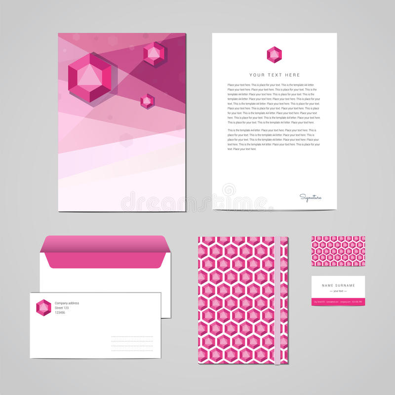 Corporate identity design template documentation for business download corporate identity design template documentation for business folder letterhead envelope colourmoves