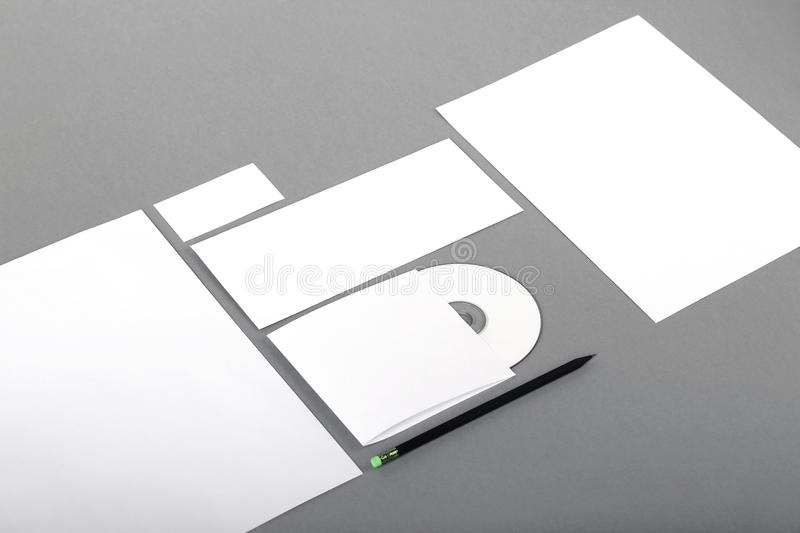 Corporate identity stock images