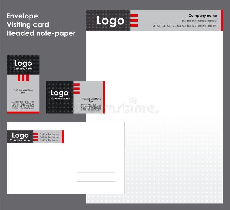 Free Corporate Identity Template Vector Stock Photos - 5648683