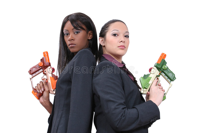 Corporate Laser Tag 01 royalty free stock image
