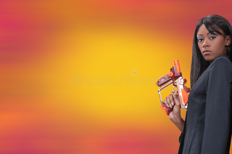Download Corporate Laser Tag 02 stock image. Image of challange, pink - 67607