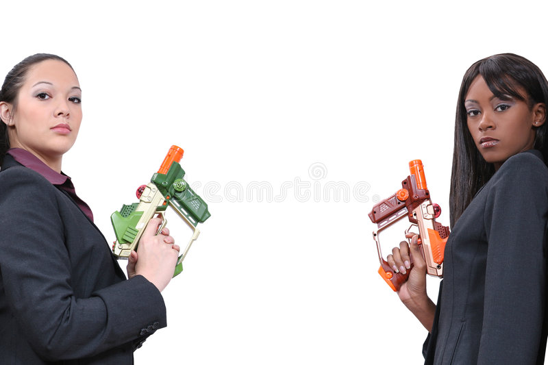 Corporate Laser Tag 04 royalty free stock image