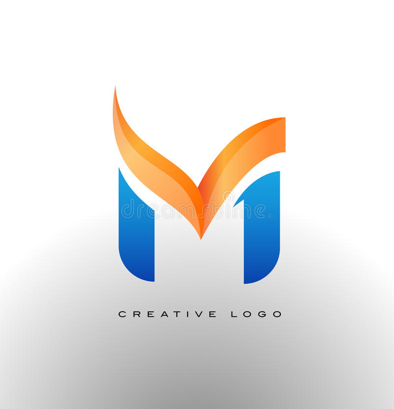 Download Corporate Letter M Logo Vector Stock