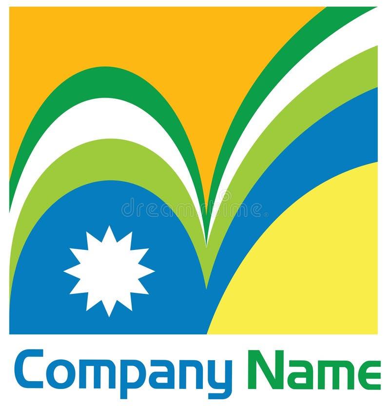 Download Corporate logo stock illustration. Illustration of colors - 12133345