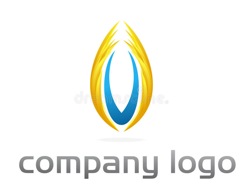 Download Corporate  Logo Vector - Flame Stock Vector - Image: 20793370