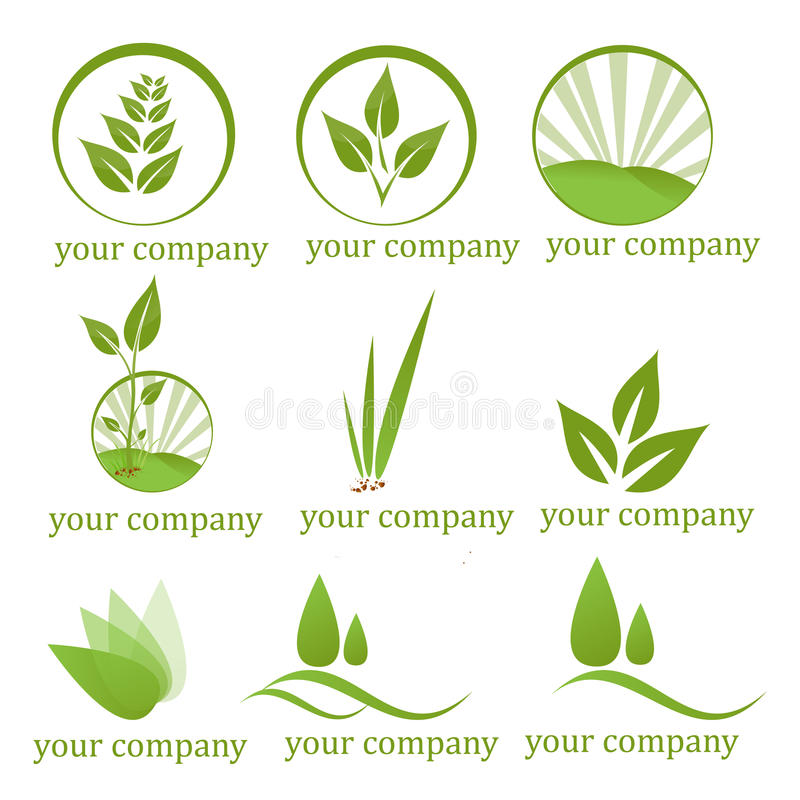 Download Corporate Logos stock vector. Illustration of business - 26274607