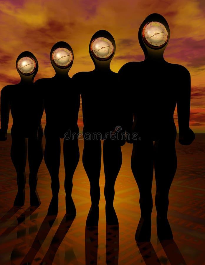 Download Corporate Men stock illustration. Illustration of controlled - 101870