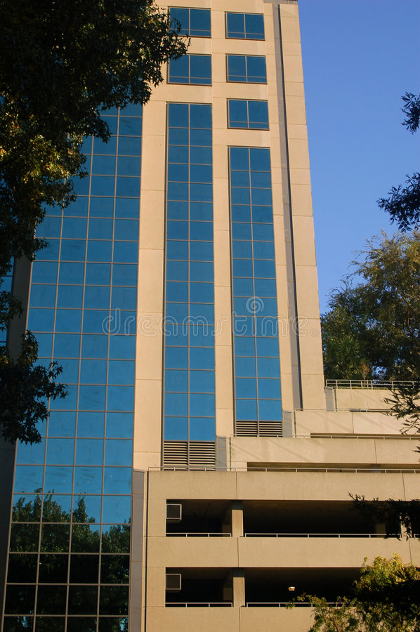 Corporate Office Building stock photography