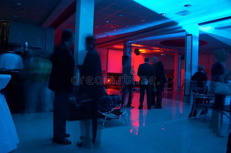 Corporate Party 6 royalty free stock photography