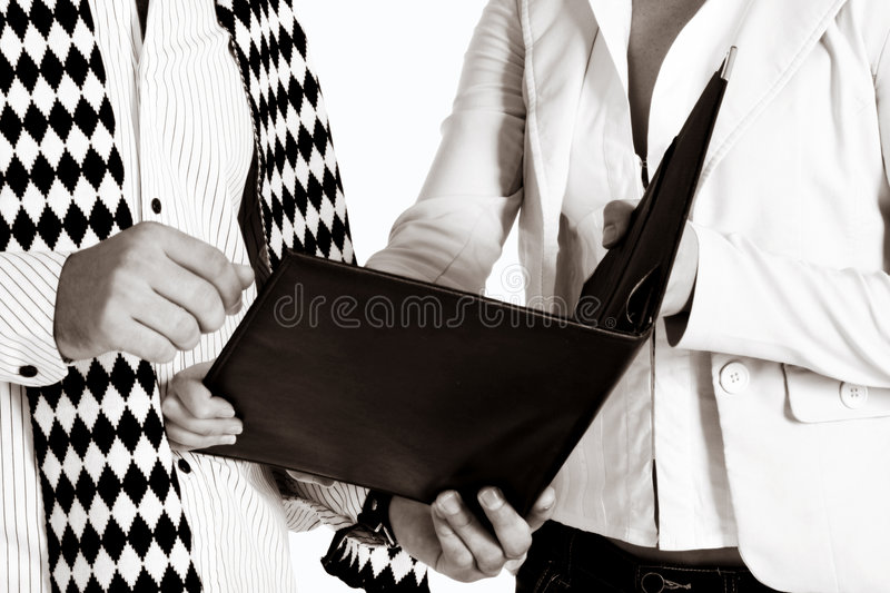 Corporate people 582 royalty free stock images