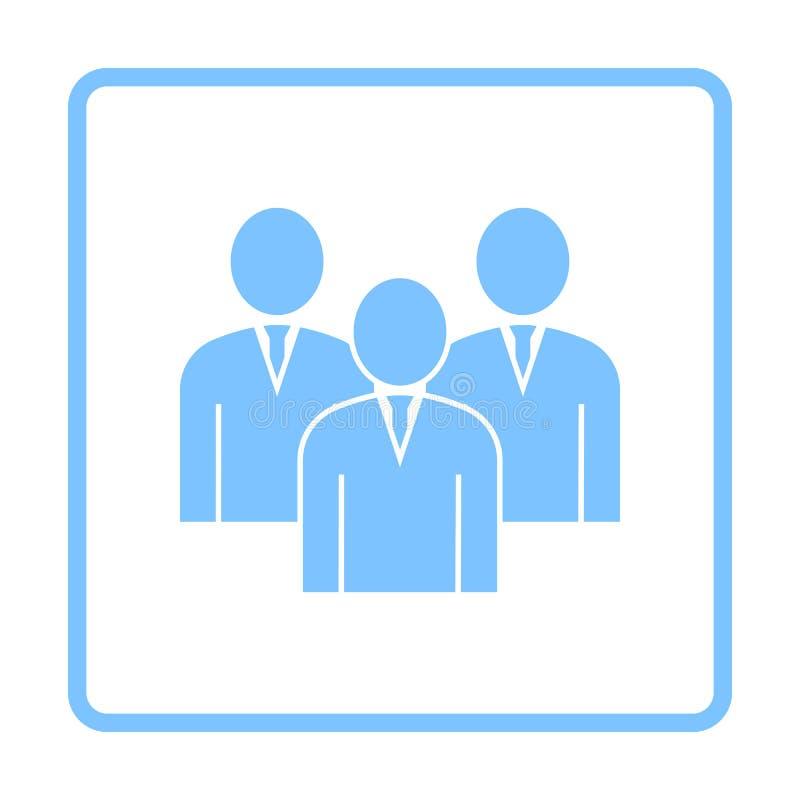Corporate Team Icon vector illustration