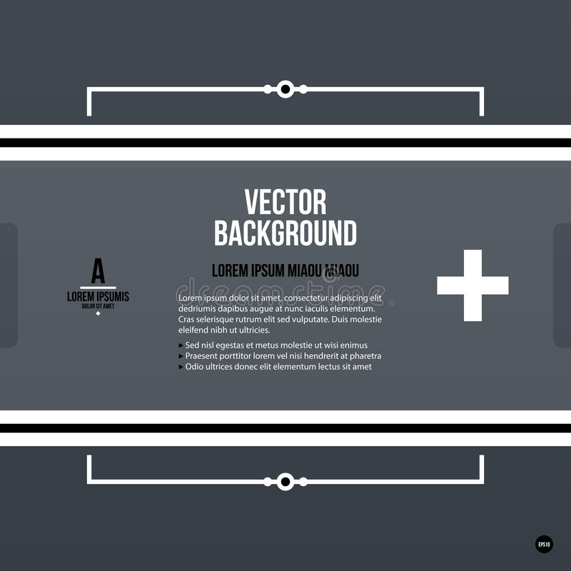 Corporate Tex Background Template Stock Vector - Illustration of ...