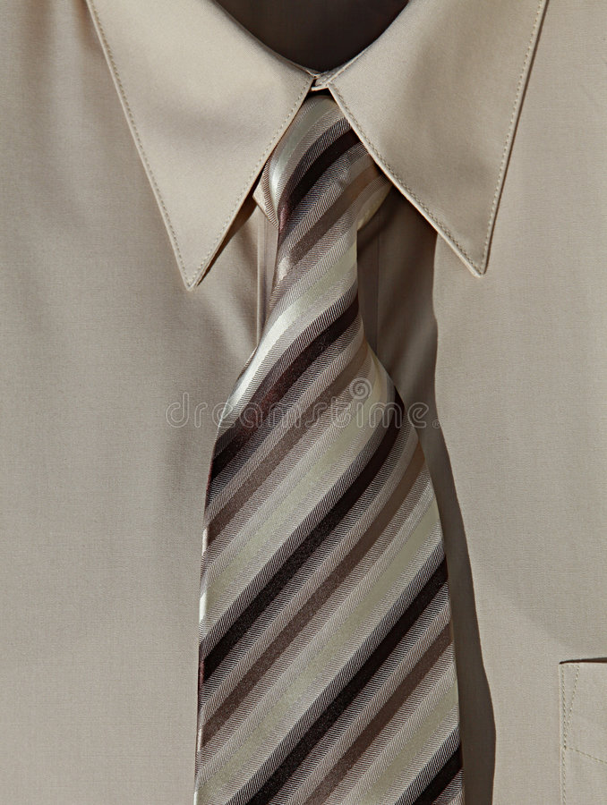 Download Corporate Wear - Shirt And Tie Royalty Free Stock Photography - Image: 8086247