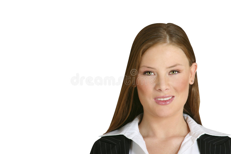 Corporate woman 587a royalty free stock image