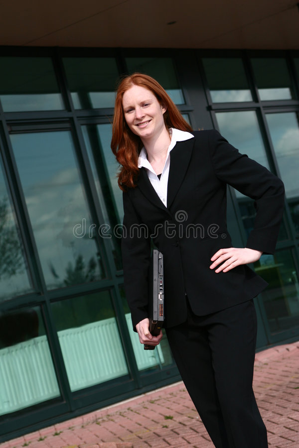 Download Corporate Worker stock photo. Image of businesswoman, pretty - 4878500