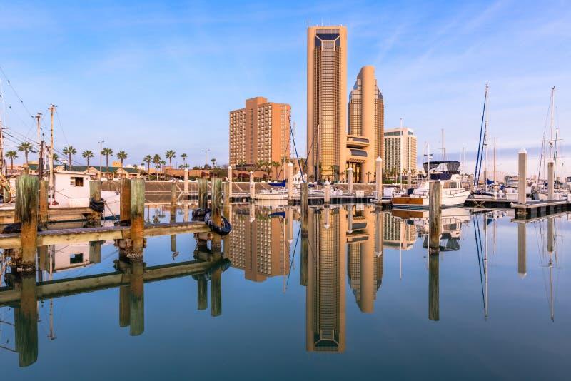 Corpus Christi, Texas, EUA foto de stock