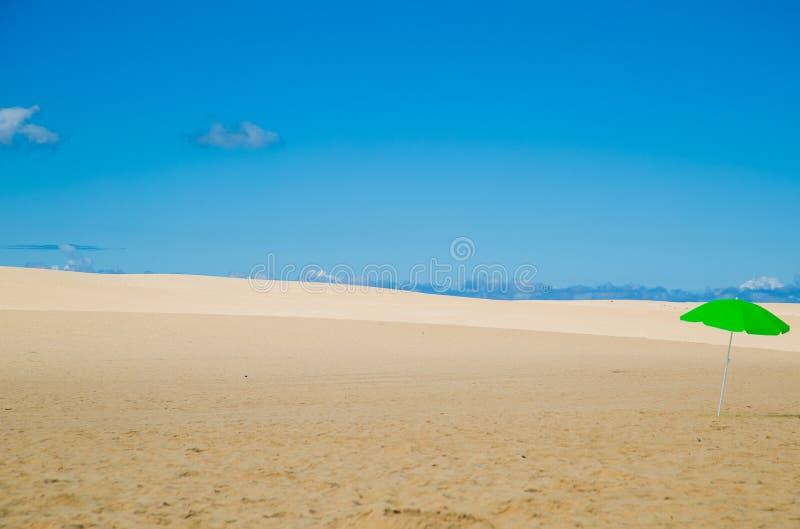 Corralejo-Dünen-Naturpark in Fuerteventura lizenzfreie stockfotografie