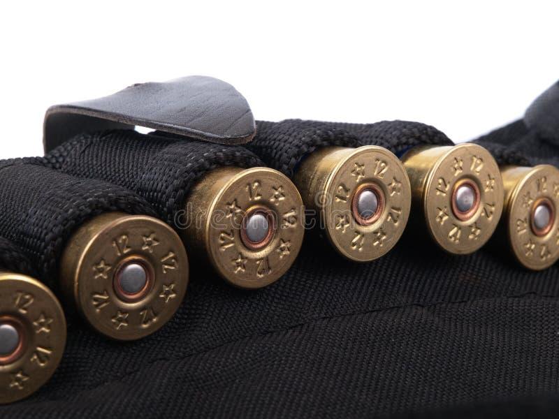 Correa de la munición foto de archivo