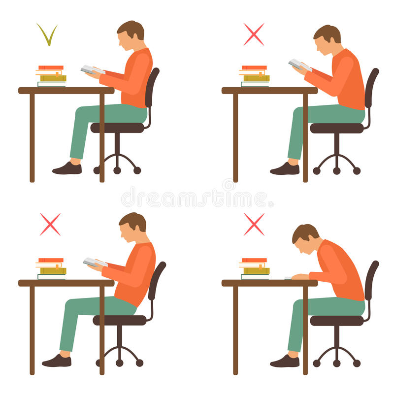 how to fix your posture while sitting