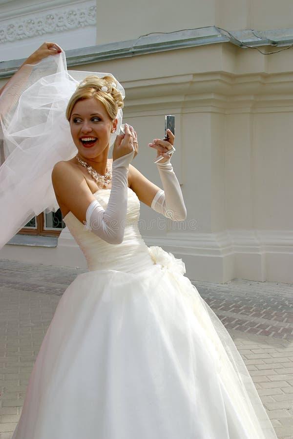 Correct a make-up royalty free stock photos