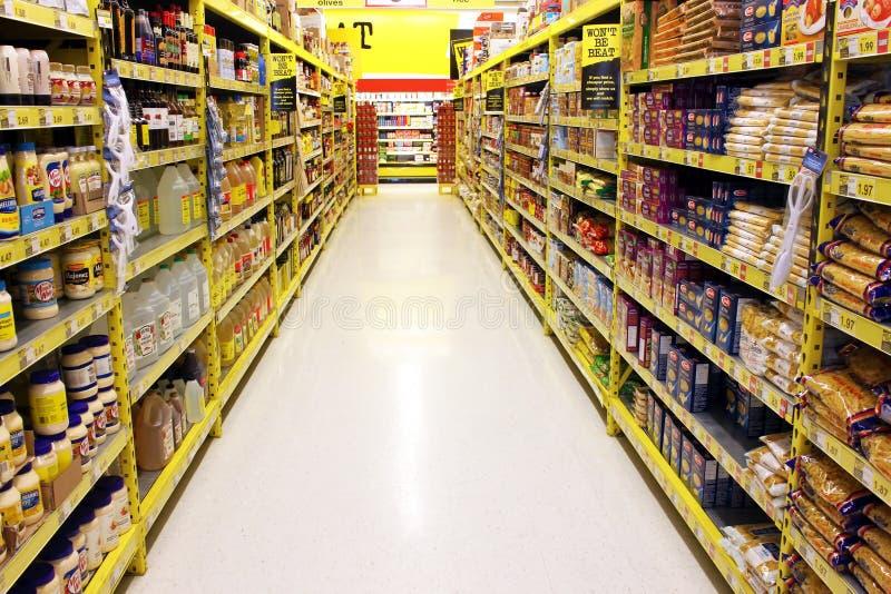 Corredor da mercearia