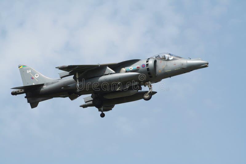 Corredor de cross de la Royal Air Force imagenes de archivo