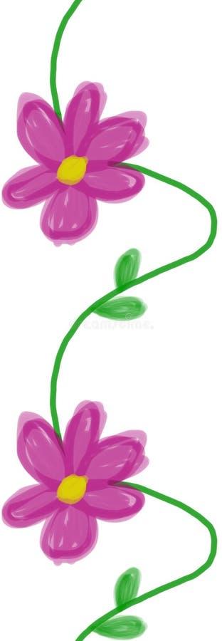 Download Corrente de flor foto de stock. Imagem de flor, naughty - 10050442
