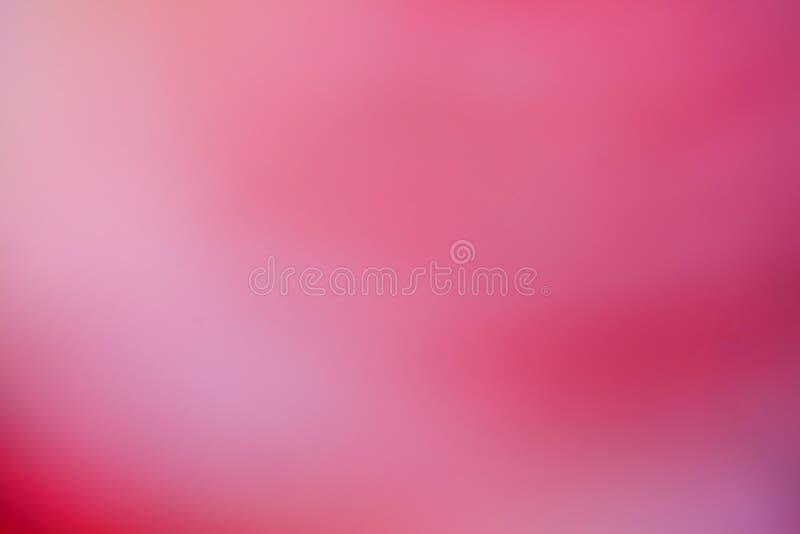 Correnti leggere rosa, pallide - fondo rosa illustrazione vettoriale