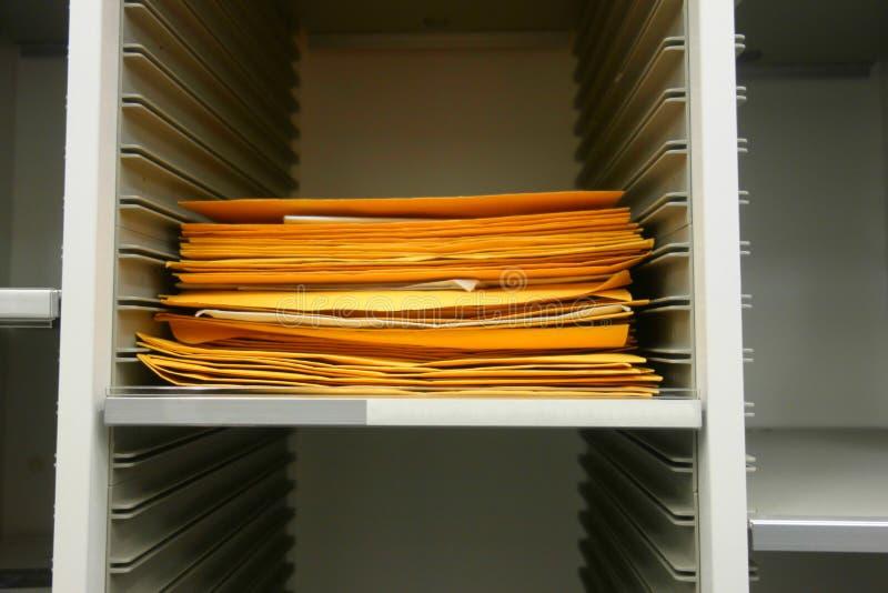 Correo de la oficina imagen de archivo libre de regalías