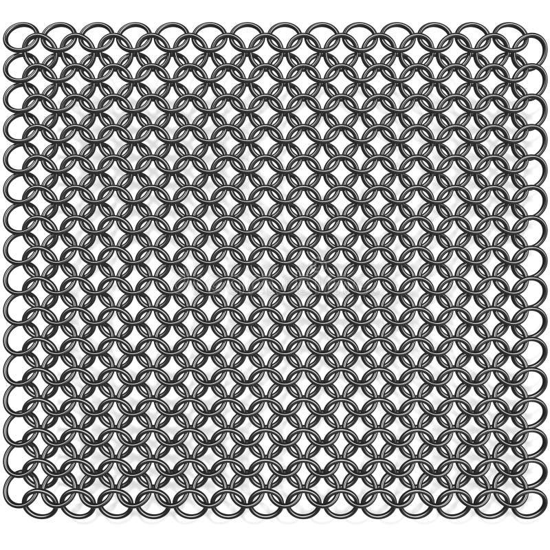 Correo del platino ilustración del vector