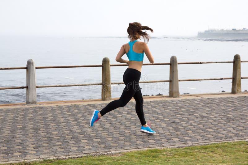 Correr é sua vida imagem de stock