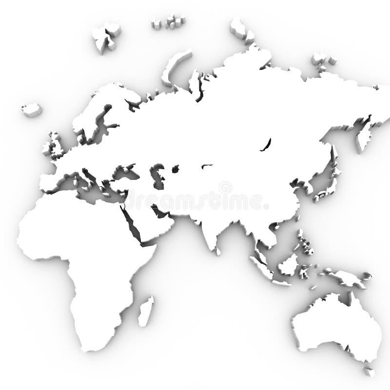 correspondencia 3D libre illustration