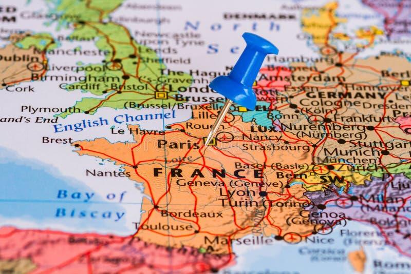 Correspondencia de Francia imagenes de archivo