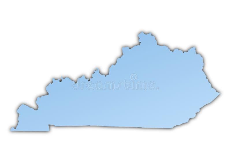 Download Correspondencia De Kentucky (los E.E.U.U.) Stock de ilustración - Ilustración de extracto, correspondencia: 7284292