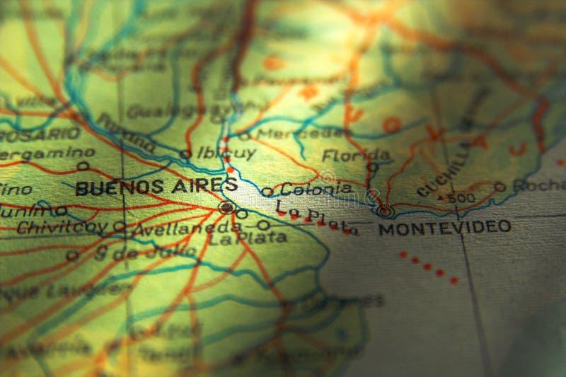 Correspondencia de la Argentina - Buenos Aires imagen de archivo