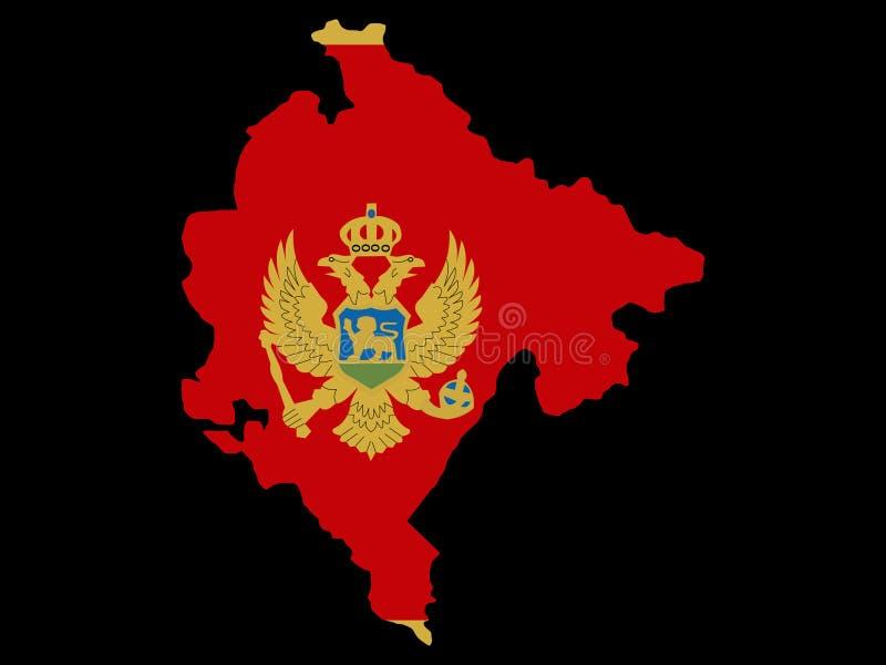 Correspondencia de Montenegro libre illustration