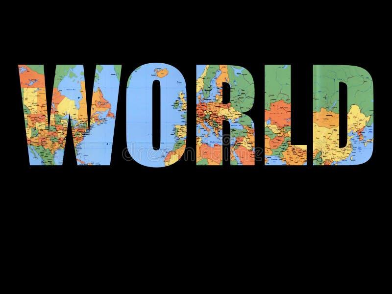 Correspondencia de mundo libre illustration